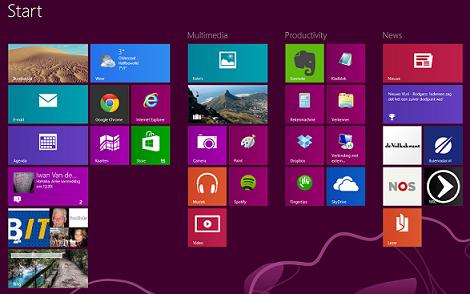 Wintertijd 2012: tijd voor Windows 8!