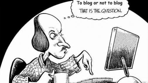 Nieuwe uitdaging: Iedere dag bloggen!