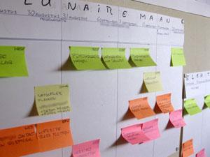 Natuurlijke projectplanning