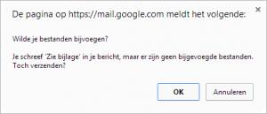 Gmail_Bijlagemelding
