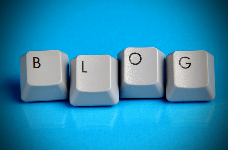 Blog op je eigen platform